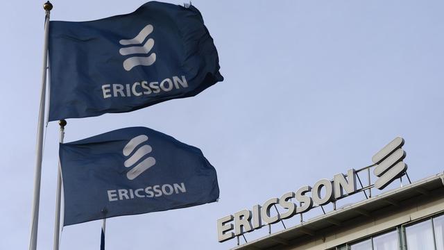 Ericsson réduit ses pertes au 1T, à 80 millions d