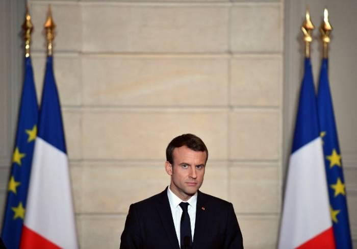Macron s