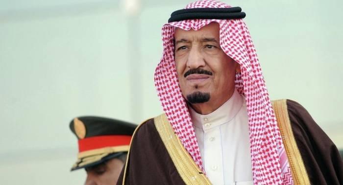 Kral Salman Trampın qərarına qarşı çıxıb