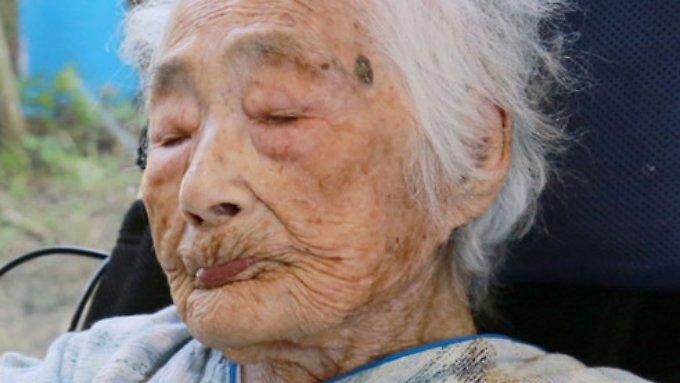 Ältester Mensch der Welt stirbt in Japan