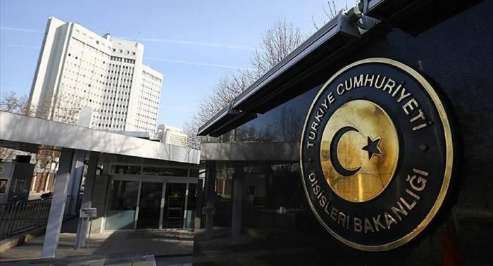 Türkiyə Suriyaya qarşı əməliyyatları dəstəklədi