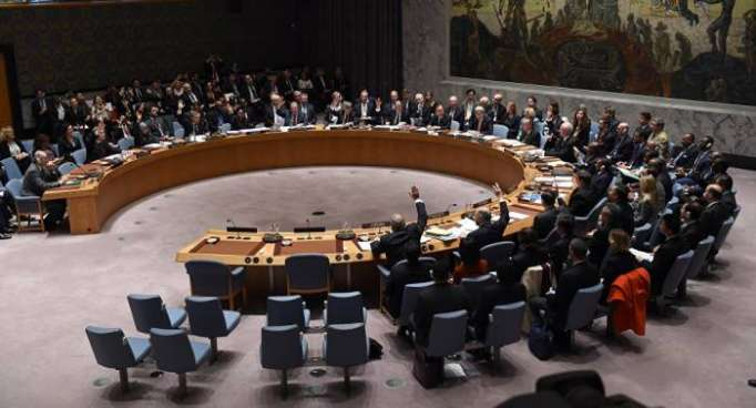 UNSC fails to adopt Russia-drafted resolution condemning Syria strike