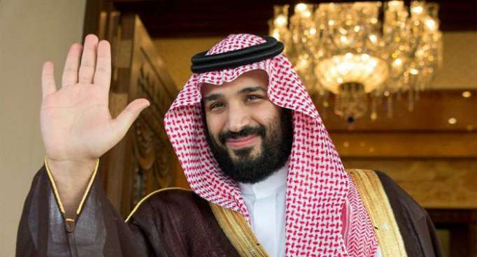 Saudi Crown Prince Mohammed bin Salman says Israel has
