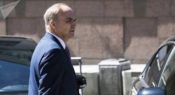 """""""Heç kim Putini təhqir edə bilməz"""" – Rus səfir ABŞ-ı hədələdi"""