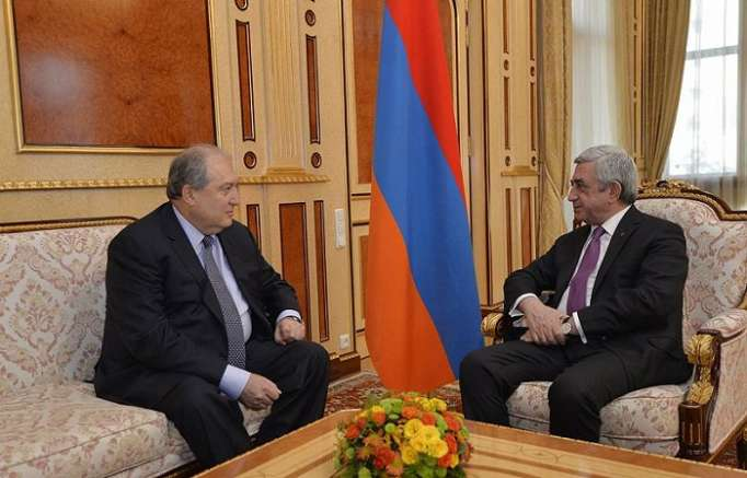 Serzh Sargsyan to step down, 4th President of Armenia to assume office on Monday