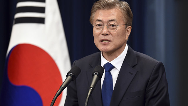 Corées: il «faut rechercher» un traité de paix (président sud-coréen)
