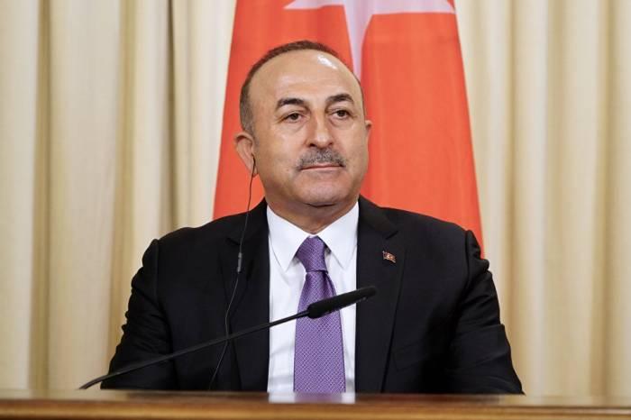 """""""Prezident belə yalan danışmamalıdır"""" – Çavuşoğludan sərt sözlər"""