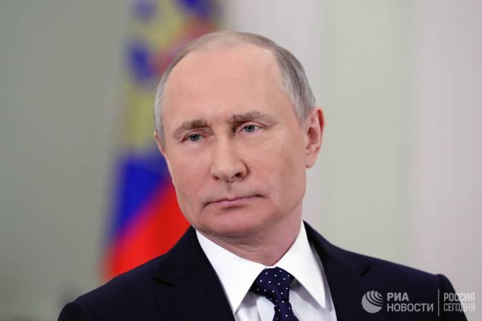 """""""ABŞ dinc əhaliyə əzab verir"""" – Putin"""