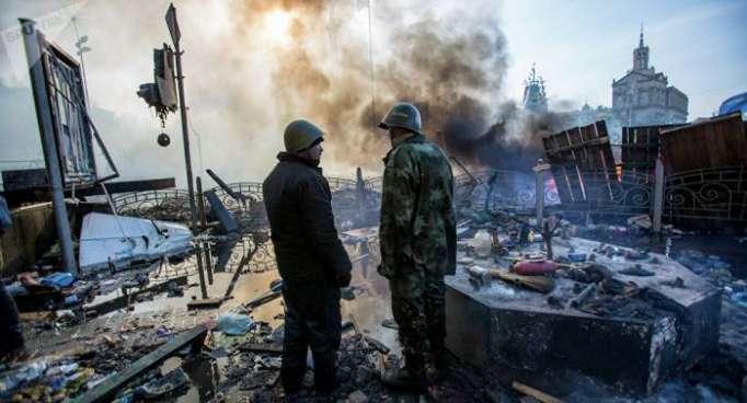 """""""Keine EU- und Nato-Mitgliedschaft für Ukraine je möglich"""" – Ukrainischer Ex-Minister"""