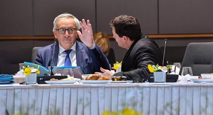 """""""Dritter Weltkrieg"""", Ohrfeigen und Pro-Russland-Kurs: Wer ist Jean-Claude Juncker?"""