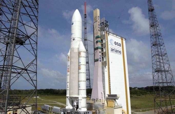 Arianespace gibt den Starttermin für den zweiten aserbaidschanischen Satelliten bekannt
