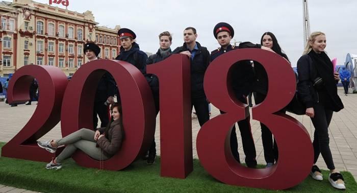 La mayoría de los rusos está de acuerdo con ser sede de la Copa Mundial