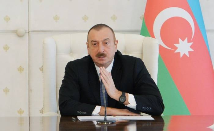 OpinionWay exit-poll: 86.53% of voters choose Ilham Aliyev