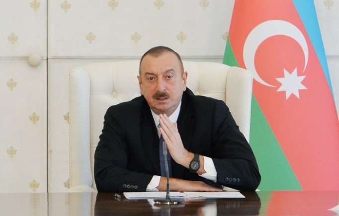 """İlham Əliyev: """"Bu gün Ermənistan bir dalana çevrilib"""""""