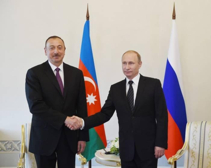 Vladimir Poutinea téléphonéà son homologue azerbaïdjanais