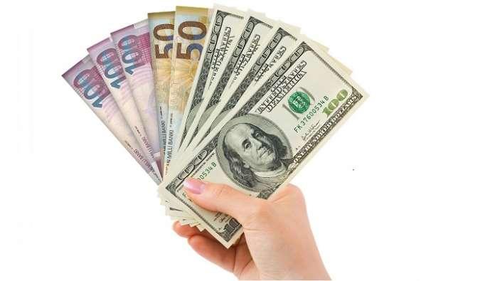 Tasa de cambio entre el Dólar y Manat para el13 de abril