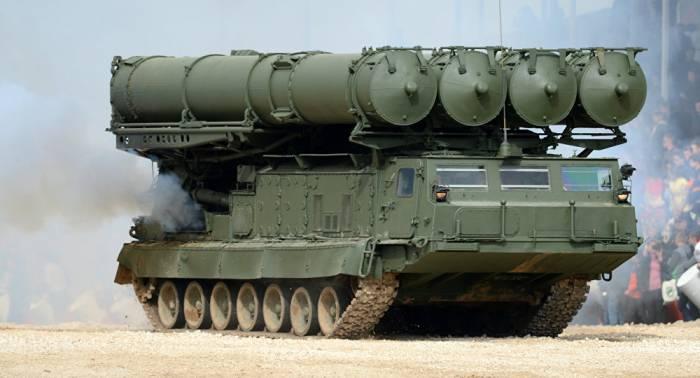Nach US-Angriff: Russland erwägt FlaRak-Lieferung an Syrien
