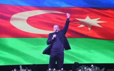Resultados finales: Ilham Aliyev obtiene el 86.02 % de los votos