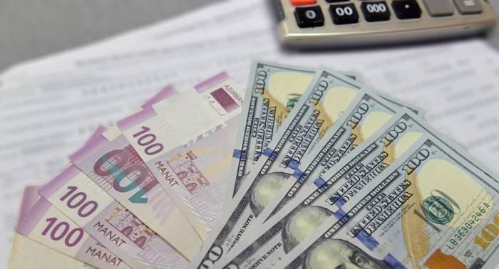 Tasa de cambio entre el Dólar y Manat para el16 de abril