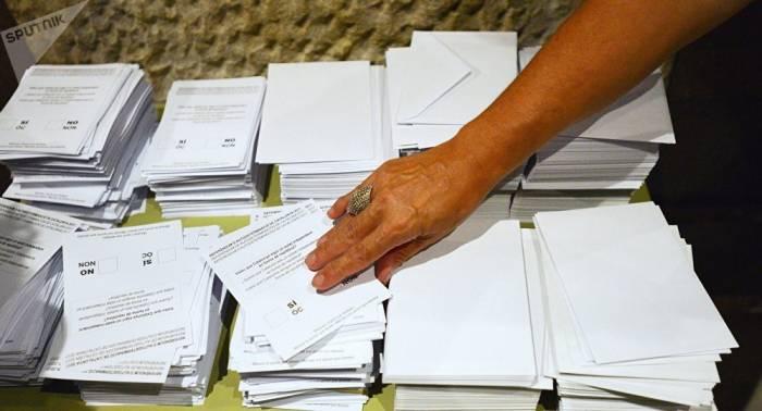 Ministro español afirma que el Gobierno catalán no utilizó dinero público para el referéndum