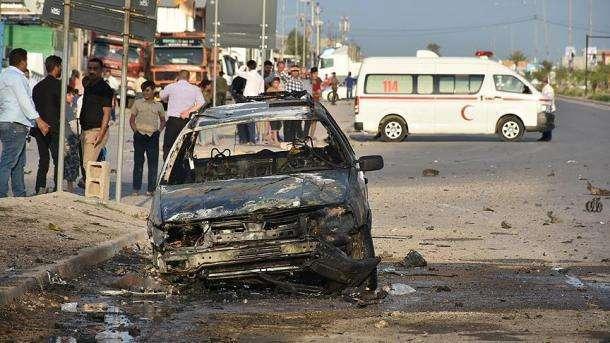 Anschlag auf Konvoi der irakischen Turkmenenfront