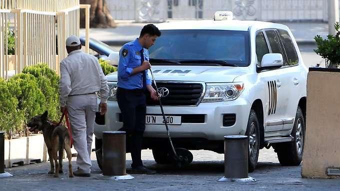OPCW beklagt Blockade Moskaus in Syrien