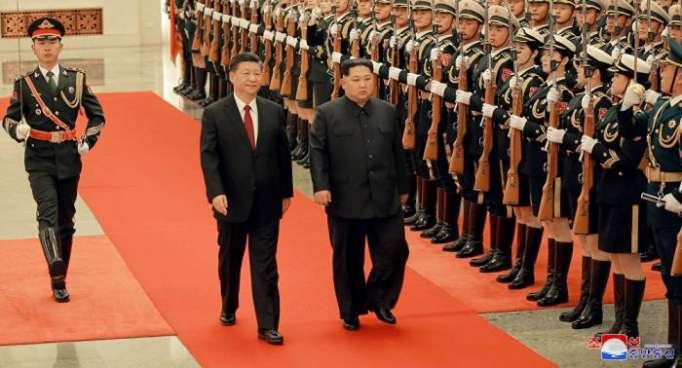Mahnruf aus China: Syrien-Schlag belastet Friedenssuche mit Nordkorea