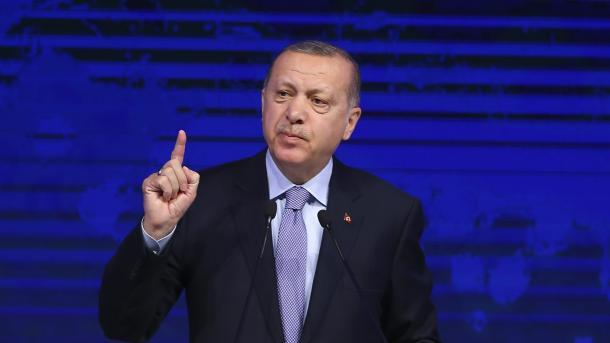 Erdoğan appelliert für eine Initiative zum Weltfrieden