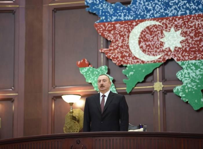 Ilham Aliyev afélicité son homologue israélien