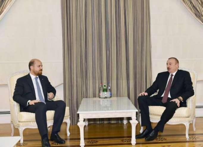 Ilham Aliyev reçoit le directeur général de l'AIEA