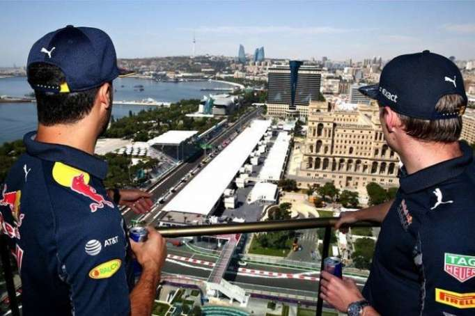 Aserbaidschan-GP im Fernsehen: Ärger programmiert