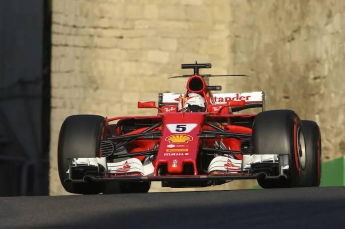 Ferrari: Aggressive Strategie für Straßen-GP Baku