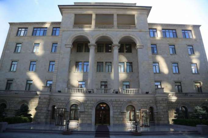 Armenia's criminal regime spreading false information - Azerbaijani defense ministry