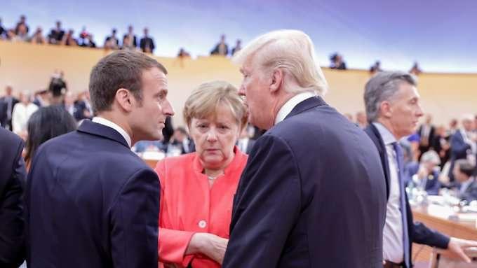 Worüber streiten Europa und die USA?