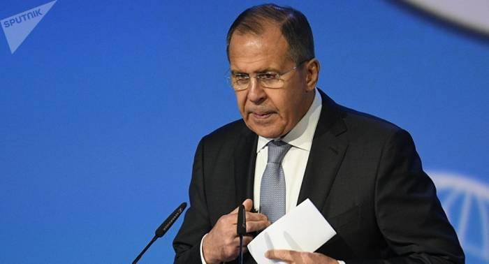 Lawrow nennt Kernpriorität der russischen Außenpolitik