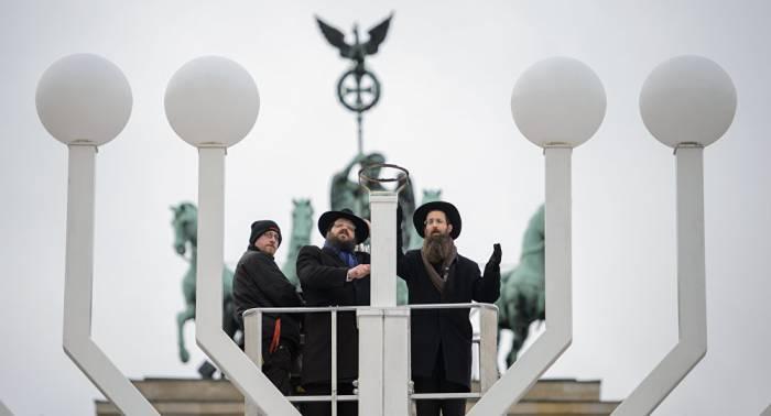 Berlin: Hauptstadt wird für Juden gefährlich