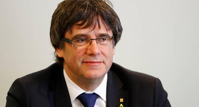 La Fiscalía alemana pide información adicional para decidir la extradición de Puigdemont