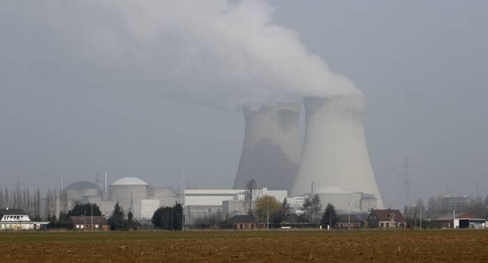 Reaktor eines AKW in Belgien außerplanmäßig abgeschaltet