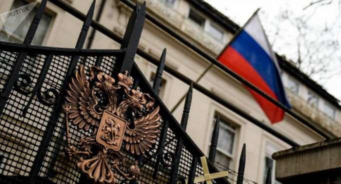 "Britisches Parlament in ""russophobe Kampagne"" hineingezogen – Russische Botschaft"