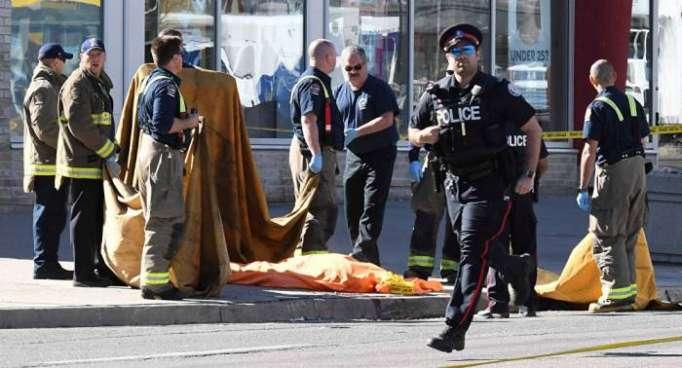 Amokfahrt in Toronto: Neue Details bekannt gegeben