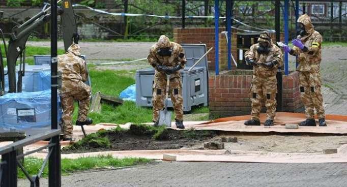 Fall Skripal: Britische Militärs starten Entgiftungen in Salisbury – Medien
