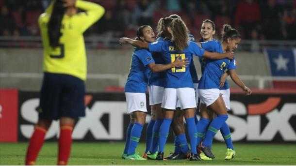 Brasil es campeona de la Copa América Femenina por séptima vez