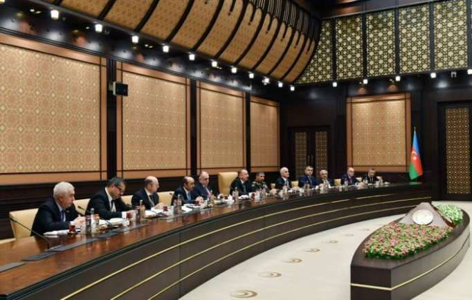 Evento importante para Azerbaiyán y Turquía - FOTO