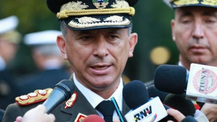 El secretario general del Consejo de Defensa de Venezuela llega a Rusia