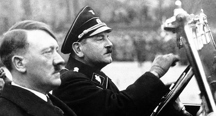 """TV-Sensation: """"Hitlers Enkel"""" bittet Russland um Hilfe"""