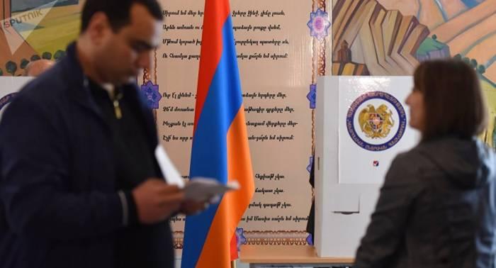 El Parlamento de Armenia elegirá al nuevo primer ministro el 1 de mayo