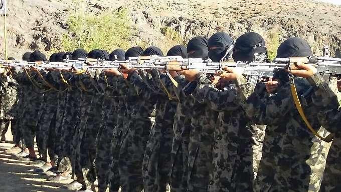 Deutsches Taliban-Mitglied in Haft
