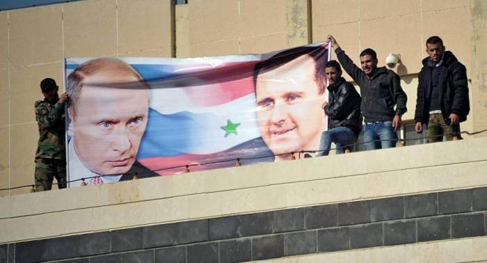Rusia contribuyó a reducir daños del ataque occidental contra Siria