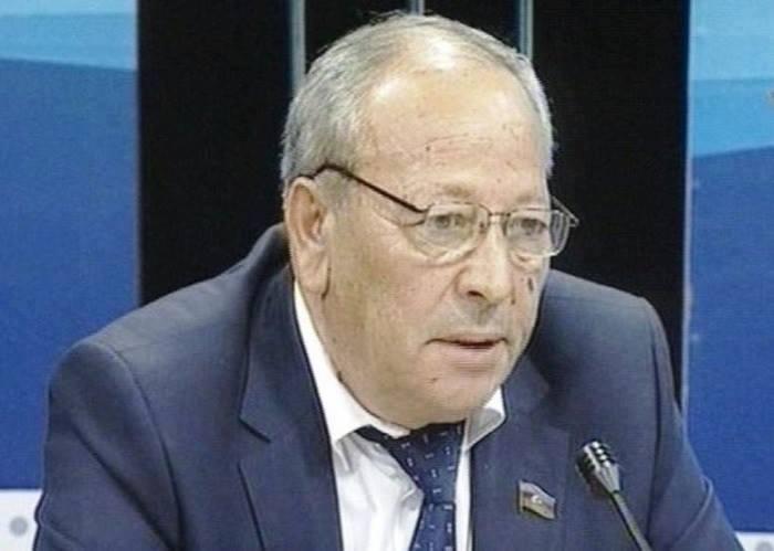 Deputat Astan Şahverdiyev vəfat edib