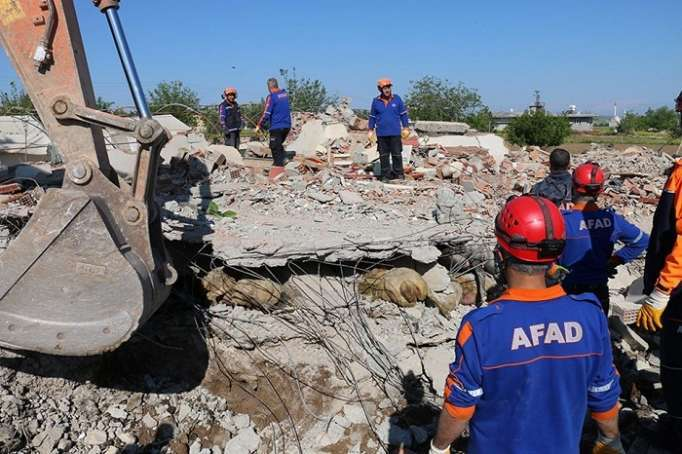 Number of injured in quake in Turkey reaches 39